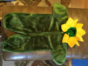 Baby Sunflower Costume, size 18-24 months