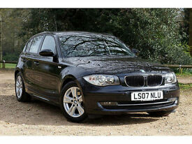 BMW 118 2.0 auto 2007 i SE GREAT LOOKING CAR HPI CLEAR RARE AUTOMATIC