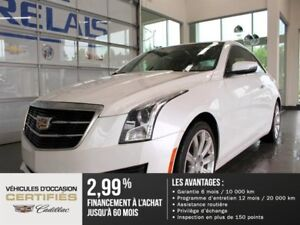 Cadillac ATS Coupe 2dr Cpe 2.0L Standard AWD 2015