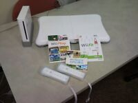 Wii Rock band, and many other games!