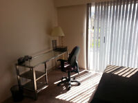 Room for rent all included available Sep.1st
