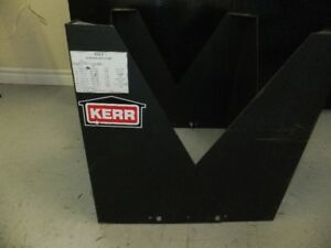 KERR  Oil  Furnace Stand
