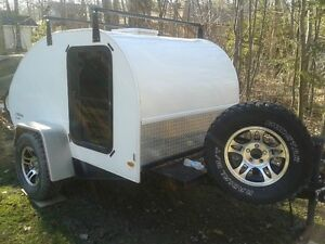 Rough Rider Little Guy 5 Wide Off Road Camping Trailer