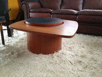 Table de salon en teck *** VINTAGE *** Teak Coffee Table