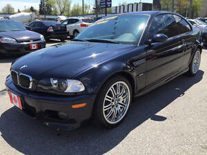 2006 BMW M3 SMG PREMIUM SPORT COUPE...STUNNING RARE