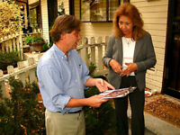 Canvassing - $18/hr
