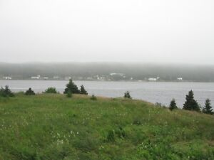 Waterfront lot in Mount Carmel, St. Mary's Bay, NL