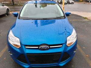 2014 Ford Focus-Well Optioned-Low Km's-Winter tires on rims