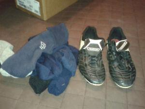 Reebok soccer shoes