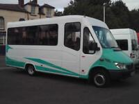 Mercedes-Benz SPRINTER 413 CDI 17 SEAT WELFARE TREKKA DISABILITY MINIBUS