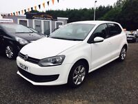 2011 Volkswagen polo 1.2 12 months warranty finance available