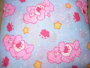 New Care Bears Crib Sheet