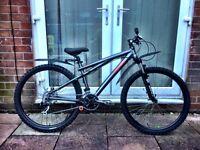 """Custom built GT Chucker Dirt Jump Mountain Bike, Size Medium 16"""""""