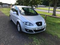 SEAT Altea SE Ecomotive Cr TDi DIESEL MANUAL 2012/12