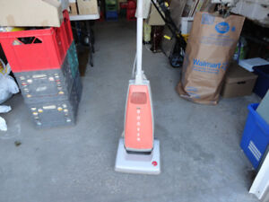 Hoover Vacuum Cleaner, Snowblower, 2 Designer Lamps, Car Mats