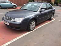 2004 Ford Mondeo 2.0 TDCI 130BHP 5 door 6 speed Starts and drives good