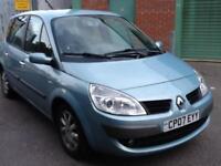 Renault Scenic 1.6 VVT diamonique NEW MOT,6 SPEED,1 PREVIOUS OWNER
