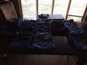 17 pairs of Jeans (Old Navy, etc) Moose Jaw Regina Area image 1