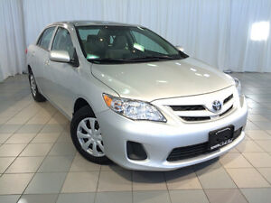 Corolla 2013 NO ACCIDENT HEATED SEATS  POWER WINDOW POWER TRUNK