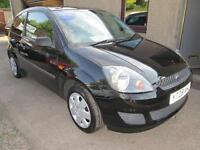 FORD FIESTA1.25 2008 Style 5DOOR ONE OWNER ! LOW MILEAGE !