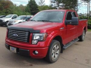 2012 Ford F150 FX2