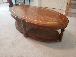 Vintage Antique Amish Wooden Coffee table for sale