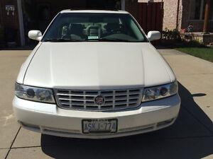 2002 Cadillac STS Sedan