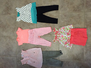 Baby girl 12 month clothes!!!