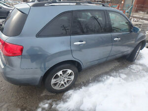 2007 Acura MDX Technology Pkg SUV_ONE OWNER_NO ACCIDENTS Kitchener / Waterloo Kitchener Area image 4