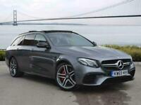 2020 Mercedes-Benz E Class Mercedes-AMG E 63 S 4MATIC+ Night Edition Estate Auto