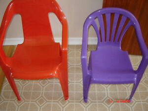 Two chairs and plus.....
