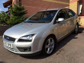 2007/57 FORD FOCUS 1.8 ZETEC CLIMATE, FULL SERVICE HISTORY, 1 PREVIOUS OWNER