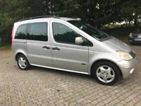 Mercedes-Benz Vaneo 1.7CDI Ambiente 7 Seater 2003 03
