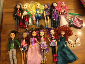 Ever after high dolls London Ontario image 1