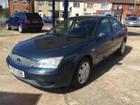 2005 Ford Mondeo 2.0 LX 89,000 MILES GREART HISTORY HPI CLEAR