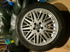 Wheel for Volvo 225/50/R17