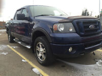 2007 Ford F-150 SUPERCREW LEATHER FX4 (2YearWARRANTY!)