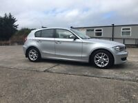 2007 BMW 1 Series 116 **LOW MILES** FULL MOT