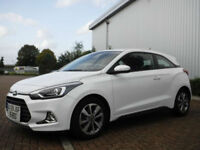 Hyundai i20 1.2 3 Door Coupe Left Hand Drive(LHD)