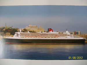 Photo du Queen Mary 2