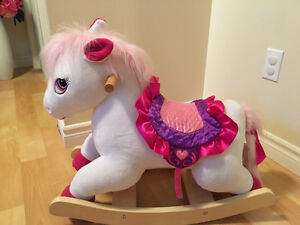 Rocking Horse for Toddlers/Girls