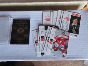 HOCKEY CARDS - UPPER DECK // BE A PLAYER - REDUCED!!!!