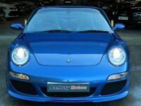 2007 PORSCHE 911 CARRERA 2 S CONVERTIBLE PETROL