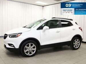 2018 Buick Encore Essence - Leather Heated Seats, NAV, Sunroof a