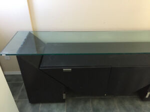 Table / TV Stand storage unit