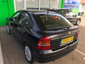 2003 Vauxhall/Opel Astra 1.7DTi 16v LS LONG MOT 06/2019 DRIVE NICE CHEAP DIESEL