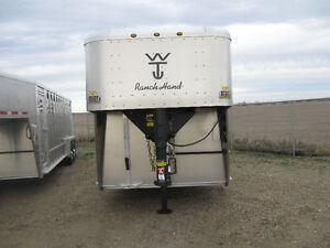 2018 Wilson Stock Trailers have Arrived Williams Lake Cariboo Area image 5