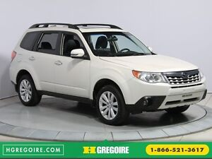 2012 Subaru Forester X Limited 4WD AUTO CUIR TOIT NAV MAGS BLUET