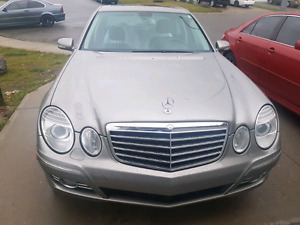 2008 Mercedes Benz E350 4Matic NEED GONE