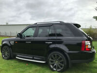Land Rover Range Rover Sport 3.6TD V8 auto HSE
